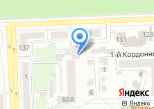 Компания «Уралиндастри» на карте