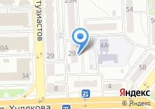 Компания «Ланзар» на карте