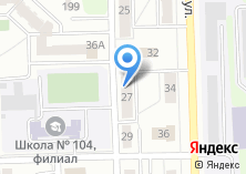 Компания «УК Солнечный» на карте