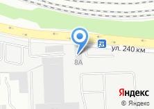 Компания «Сервис-Транс» на карте