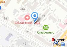 Компания «ПРИНТМЕД» на карте