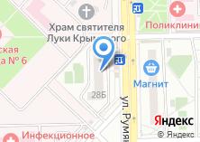 Компания «Медремстрой» на карте