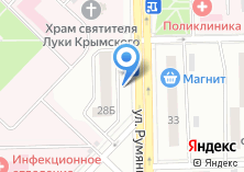 Компания «Уральский богатырь» на карте