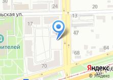 Компания «ИНВИТРО» на карте