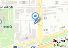 Компания «Ферс» на карте