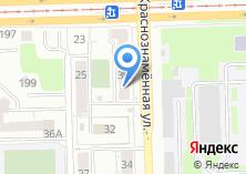 Компания «Теплостроймонтаж» на карте
