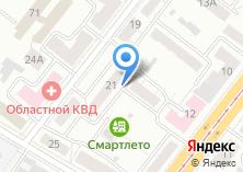 Компания «АНВИ ТРЕЙД» на карте