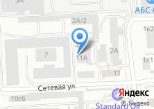 Компания «Азбука оператор наружной рекламы» на карте