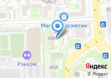 Компания «Честный Сервис» на карте
