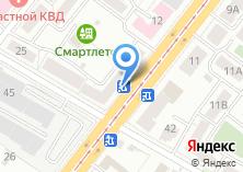 Компания «Рукава высокого давления» на карте