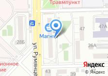Компания «ЗАГС Металлургического района» на карте