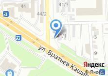 Компания «Урал инструмент» на карте
