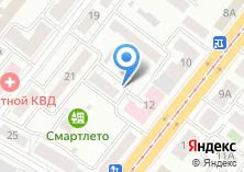 Компания «Недра» на карте
