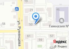 Компания «Proгресс» на карте
