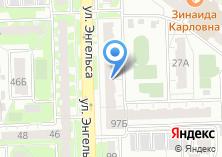 Компания «Пятая Передача» на карте