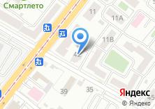 Компания «Строящийся жилой дом по ул. Тарасова» на карте