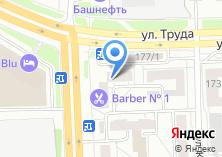 Компания «GPS96» на карте