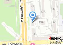 Компания «ПроектСтройИнвест» на карте