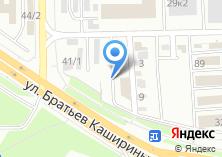Компания «Дом Фанеры» на карте