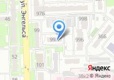 Компания «Судиславский завод сварочных материалов» на карте