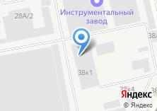 Компания «Автошинснаб-Урал» на карте