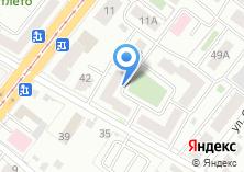 Компания «Нвп-Техно» на карте