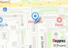 Компания «Олина Град» на карте