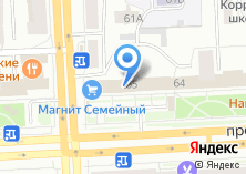 Компания «ЖРЭУ №3» на карте