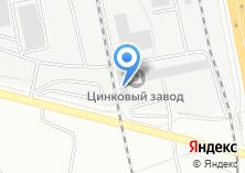 Компания «ЧЦЗ» на карте