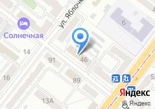Компания «Рэсси» на карте