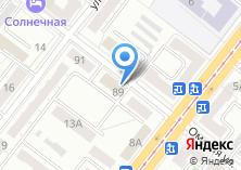 Компания «Челябинскгеосъёмка» на карте