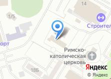 Компания «ЛОРАВИТА» на карте