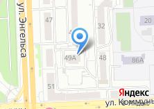 Компания «МедлайнВолга» на карте