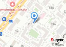 Компания «Рица» на карте