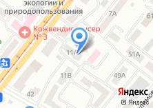 Компания «Челябинская буровая компания» на карте