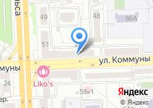 Компания «AppWorld» на карте