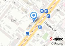 Компания «Челябинскнедра» на карте