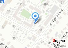 Компания «Уралнефть» на карте