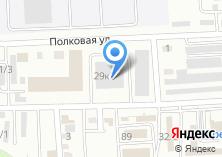 Компания «Электроплюс» на карте