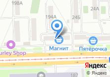 Компания «Лаборатория радиоэлектроники и акустики» на карте