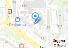Компания «БассейнСтройсервис» на карте