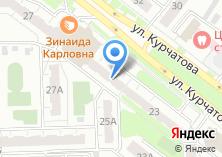 Компания «Vm-Сервис» на карте
