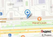 Компания «Интернет-кафе» на карте