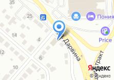 Компания «Климат Урал» на карте
