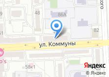 Компания «ВиКор» на карте