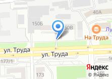 Компания «Куказар» на карте