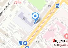 Компания «Средняя общеобразовательная школа №110» на карте