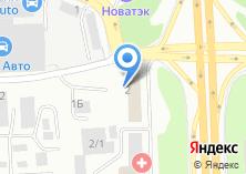 Компания «Деловой Союз» на карте