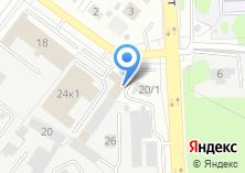 Компания «Пункт технического осмотра» на карте
