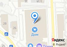 Компания «Наковальня» на карте